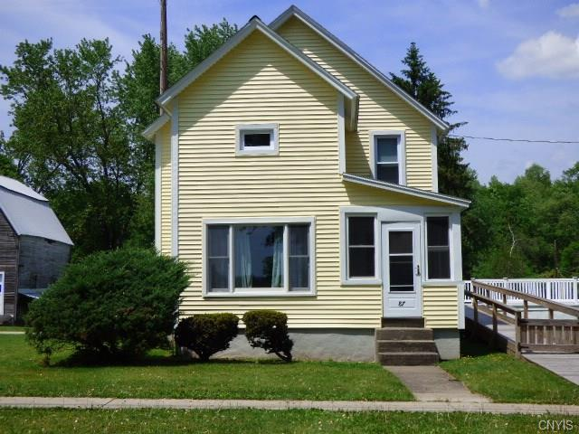 87 E Main Street, Hamilton, NY 13332 (MLS #S1123562) :: Thousand Islands Realty