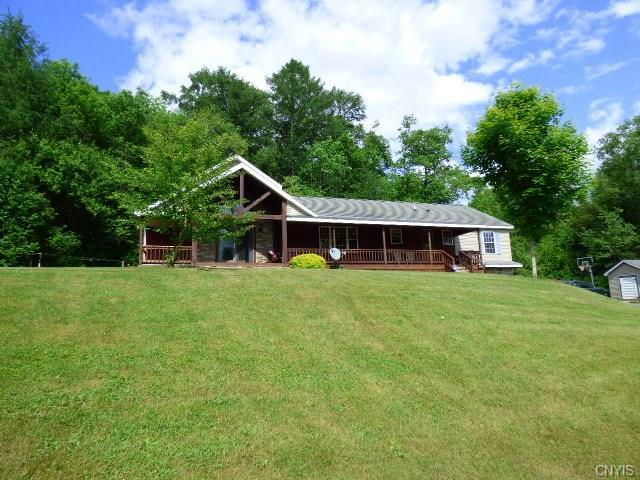 10229 Ouleout, Brookfield, NY 13355 (MLS #S1124911) :: Thousand Islands Realty