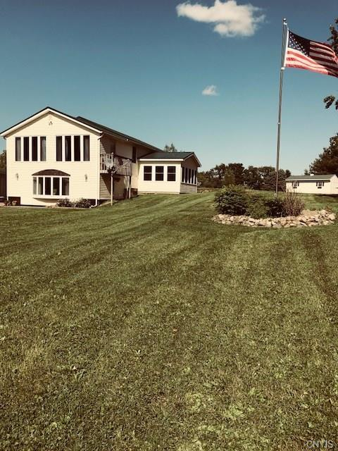 11996 County Route 155, Rodman, NY 13606 (MLS #S1124974) :: The CJ Lore Team | RE/MAX Hometown Choice