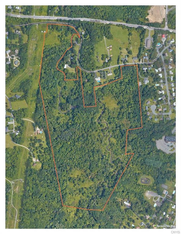 0 Old Red Mill Road, East Greenbush, NY 12144 (MLS #S1125355) :: Thousand Islands Realty