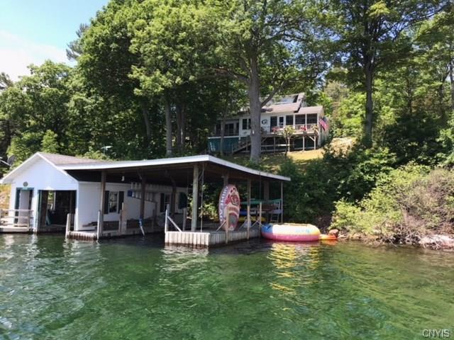 42750 Murray Isle, Clayton, NY 13624 (MLS #S1126971) :: BridgeView Real Estate Services