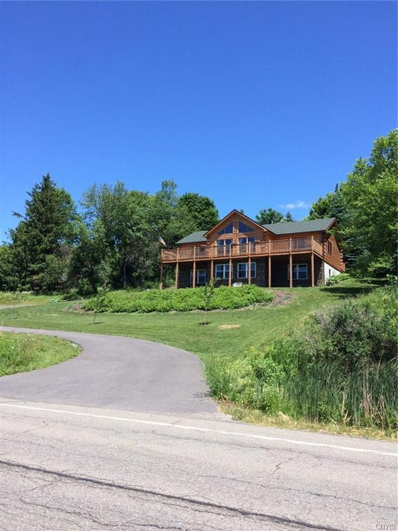1344 State Route 80, Otisco, NY 13159 (MLS #S1129693) :: Thousand Islands Realty