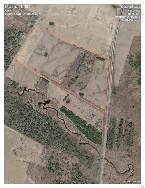 Lot B County Route 41, Richland, NY 13142 (MLS #S1135412) :: The Rich McCarron Team