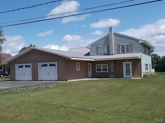 108 Fox Farm Road, Gouverneur, NY 13642 (MLS #S1141100) :: The Rich McCarron Team