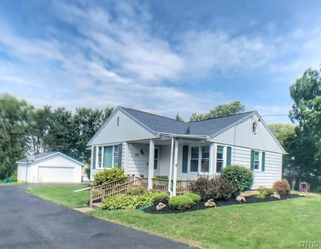 37 Letchworth Street, Owasco, NY 13021 (MLS #S1142297) :: Updegraff Group