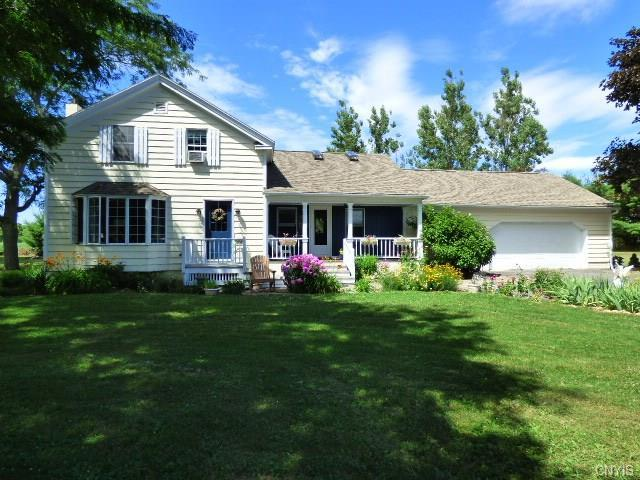 6635 Airport Road, Madison, NY 13346 (MLS #S1145409) :: The Rich McCarron Team