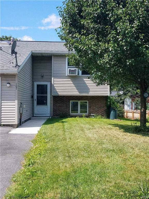 107 Arnts Place, Syracuse, NY 13208 (MLS #S1145782) :: Thousand Islands Realty