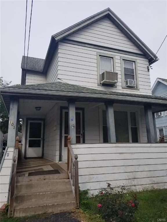 105 Helen Street, Syracuse, NY 13203 (MLS #S1146211) :: Thousand Islands Realty