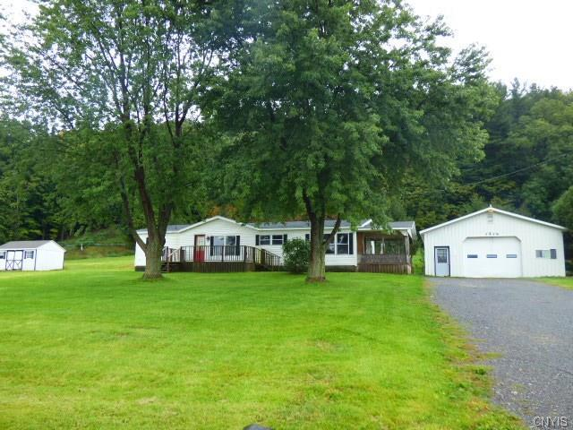3528 Perkins Road, Eaton, NY 13310 (MLS #S1149165) :: The CJ Lore Team | RE/MAX Hometown Choice