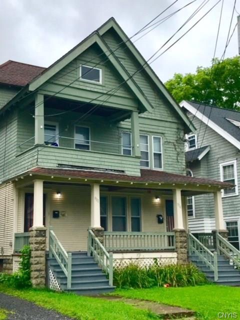 916 Ackerman Avenue #18, Syracuse, NY 13210 (MLS #S1149930) :: Thousand Islands Realty
