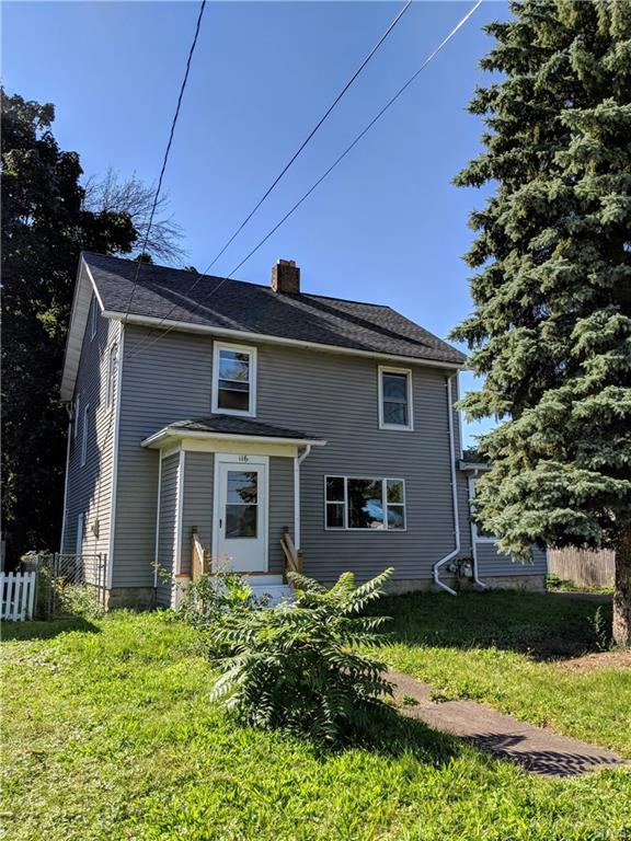 116 Walrath Road, Syracuse, NY 13205 (MLS #S1150098) :: The CJ Lore Team | RE/MAX Hometown Choice