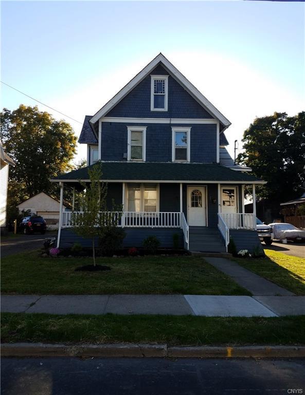 12 Rickard Street, Cortland, NY 13045 (MLS #S1151368) :: The CJ Lore Team | RE/MAX Hometown Choice