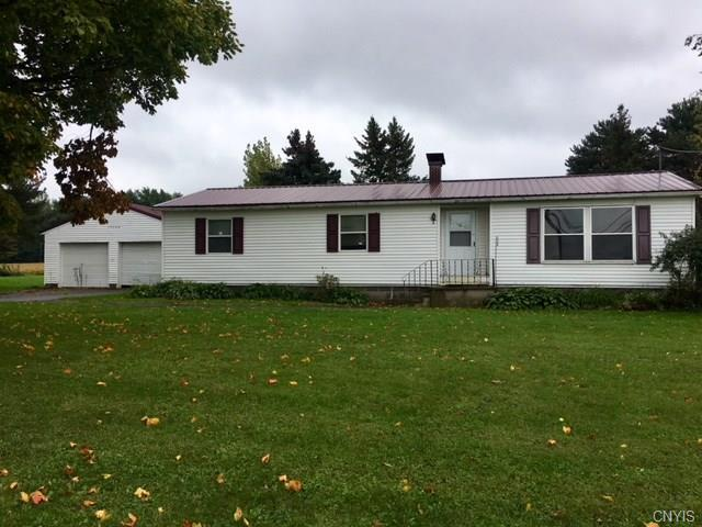 19340 Cady Road, Hounsfield, NY 13606 (MLS #S1152502) :: Robert PiazzaPalotto Sold Team