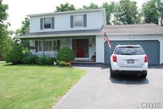 5862 Mondore Drive, Lafayette, NY 13084 (MLS #S1153382) :: The CJ Lore Team | RE/MAX Hometown Choice
