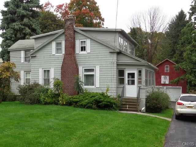 4827 W Seneca Turnpike W, Onondaga, NY 13215 (MLS #S1154437) :: The CJ Lore Team | RE/MAX Hometown Choice