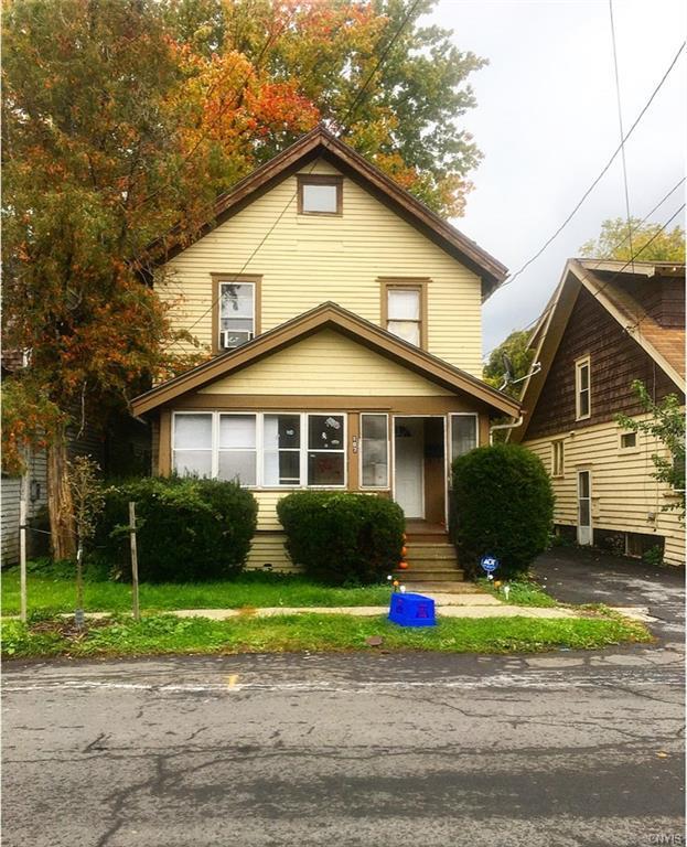 107 Hatch Street, Syracuse, NY 13205 (MLS #S1156574) :: Thousand Islands Realty