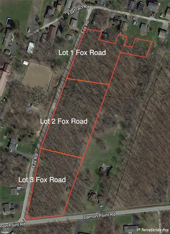Lot 2 Fox Road, Sullivan, NY 13066 (MLS #S1157928) :: BridgeView Real Estate Services