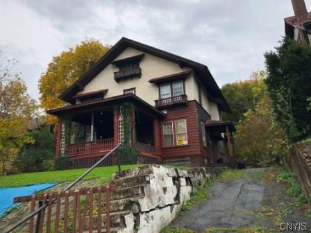 907 Bellevue Avenue, Syracuse, NY 13204 (MLS #S1158640) :: MyTown Realty