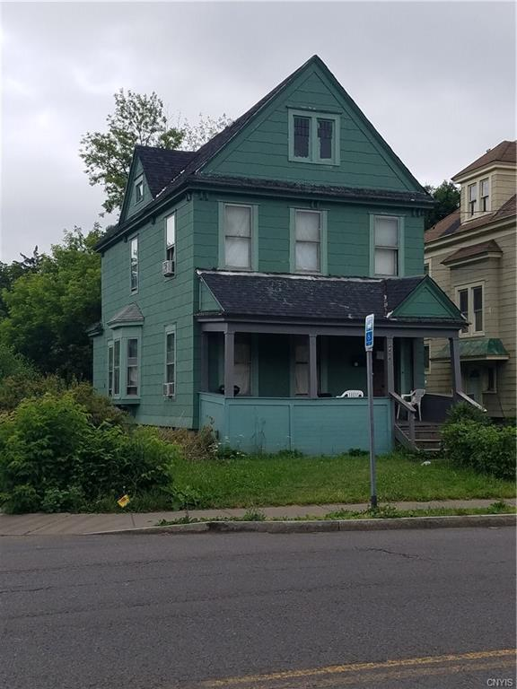 4454 S Salina Street, Syracuse, NY 13205 (MLS #S1159241) :: The Rich McCarron Team