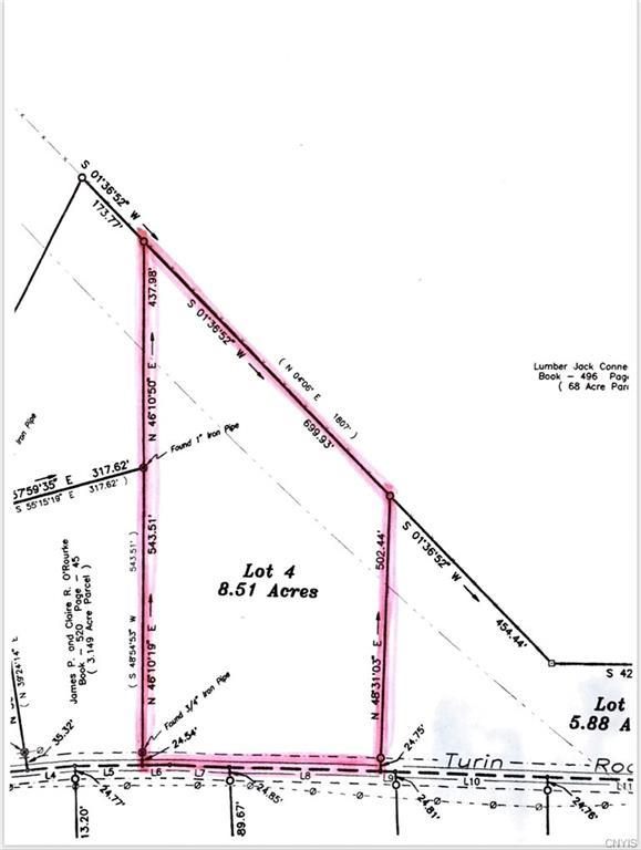 N Side N Side Turin Road, West Turin, NY 13325 (MLS #S1161189) :: BridgeView Real Estate Services