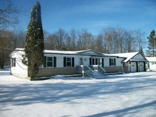 10536 Pritchard Road, Remsen, NY 13438 (MLS #S1166587) :: Thousand Islands Realty
