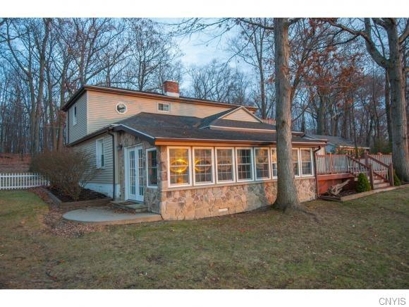 4156 Highbanks, Fayette, NY 13148 (MLS #S1167786) :: BridgeView Real Estate Services
