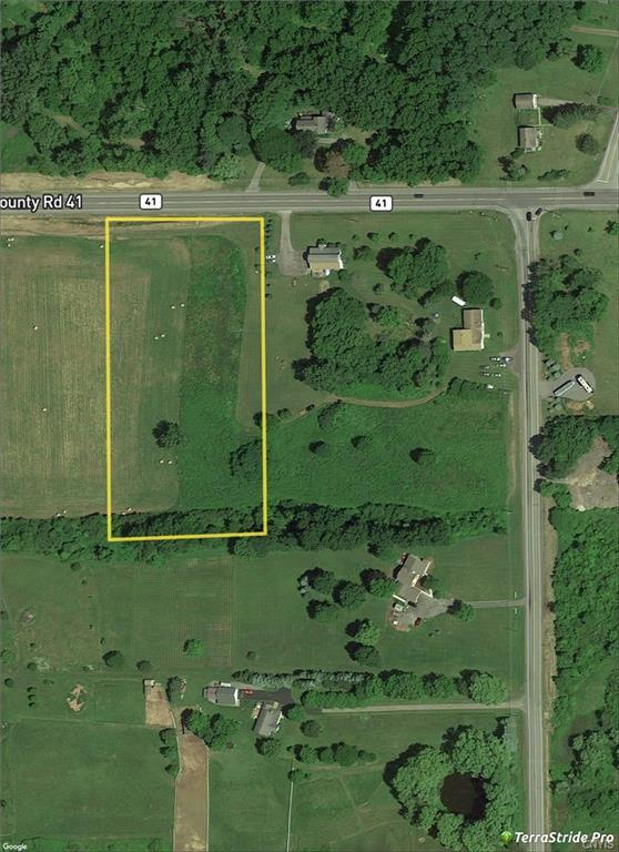 Lot 1 Boughton Hill Road, Victor, NY 14564 (MLS #S1168333) :: The Rich McCarron Team