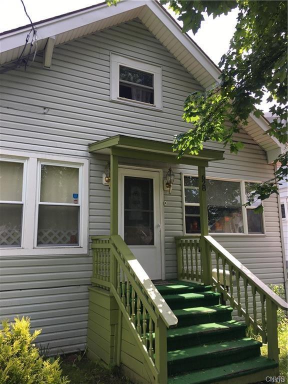 628 Helen Street, Syracuse, NY 13203 (MLS #S1171398) :: BridgeView Real Estate Services