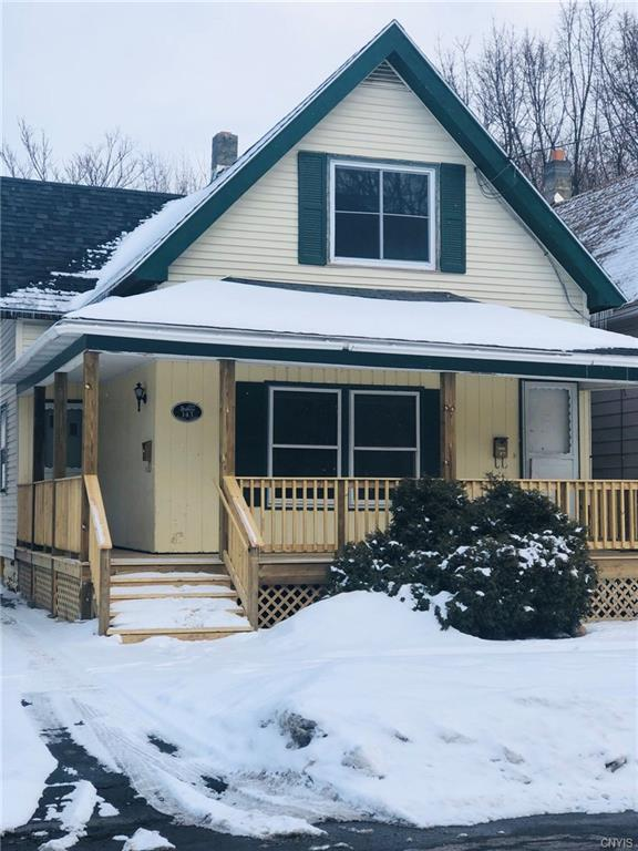 143 Hubbell Avenue, Syracuse, NY 13207 (MLS #S1173934) :: Updegraff Group