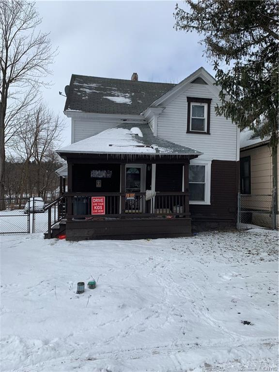 196 Berger Avenue, Syracuse, NY 13205 (MLS #S1174080) :: BridgeView Real Estate Services