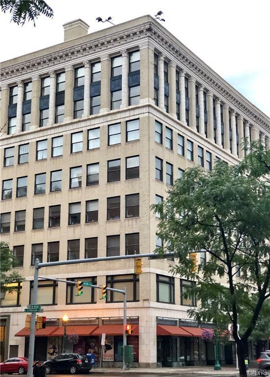 108 W Jefferson Street #601, Syracuse, NY 13202 (MLS #S1178042) :: Thousand Islands Realty