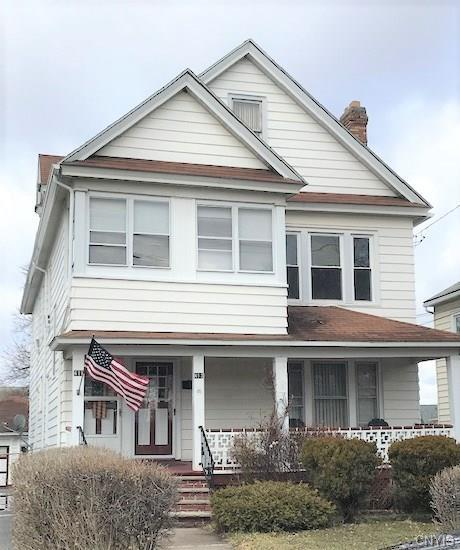 411-13 Durston Avenue, Syracuse, NY 13203 (MLS #S1178993) :: BridgeView Real Estate Services
