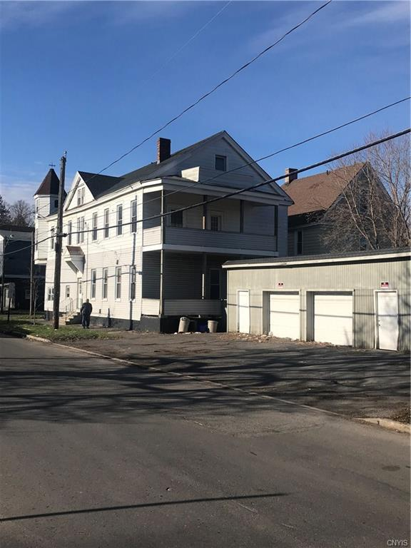 109 Graves Street, Syracuse, NY 13203 (MLS #S1182886) :: Updegraff Group