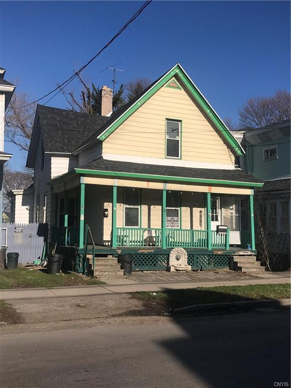 1411 Butternut Street, Syracuse, NY 13208 (MLS #S1182889) :: Updegraff Group