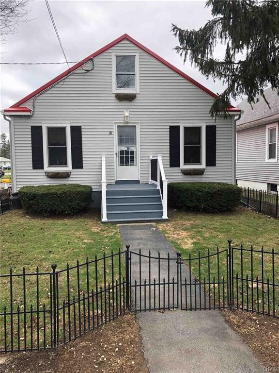 18 Francis Road, New Hartford, NY 13413 (MLS #S1185193) :: The Chip Hodgkins Team