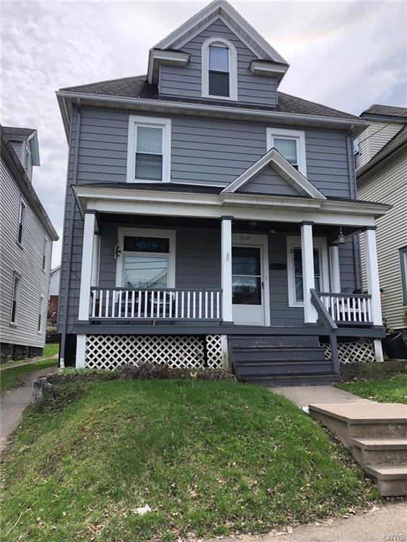 319 Tennyson Avenue, Syracuse, NY 13204 (MLS #S1187228) :: Robert PiazzaPalotto Sold Team