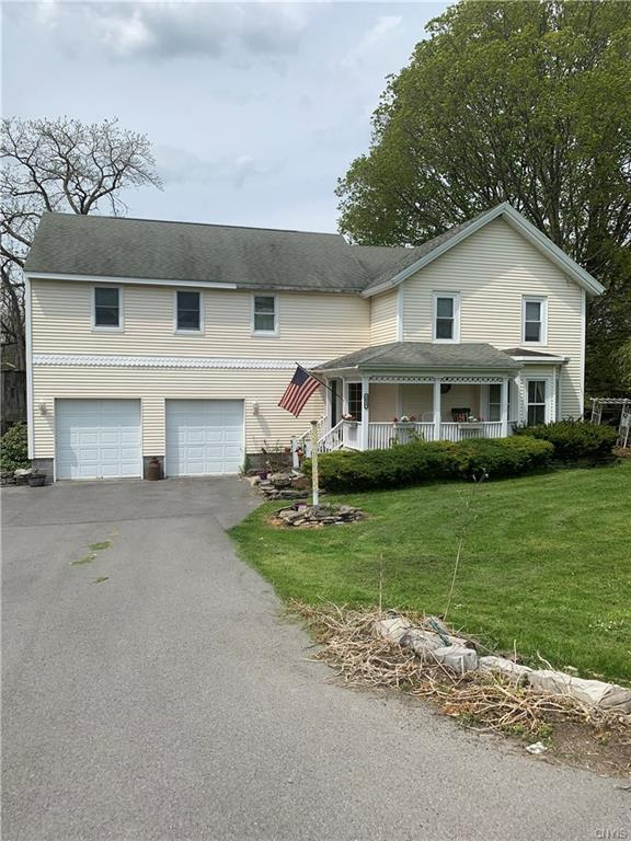 3055 Turnpike Road, Sennett, NY 13021 (MLS #S1191999) :: The Glenn Advantage Team at Howard Hanna Real Estate Services