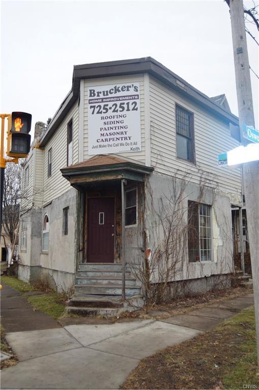 830 Oswego Street, Utica, NY 13501 (MLS #S1194462) :: MyTown Realty