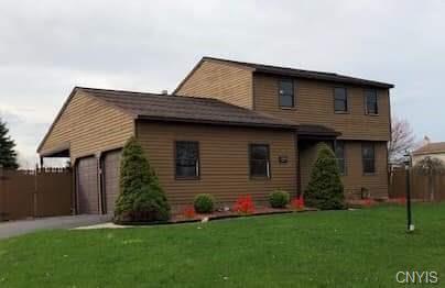 6020 Misty Ridge Lane, Cicero, NY 13039 (MLS #S1194776) :: The Chip Hodgkins Team