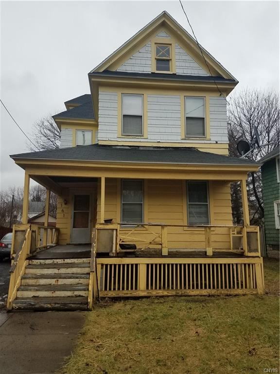 161 Clyde Avenue, Syracuse, NY 13207 (MLS #S1197002) :: 716 Realty Group