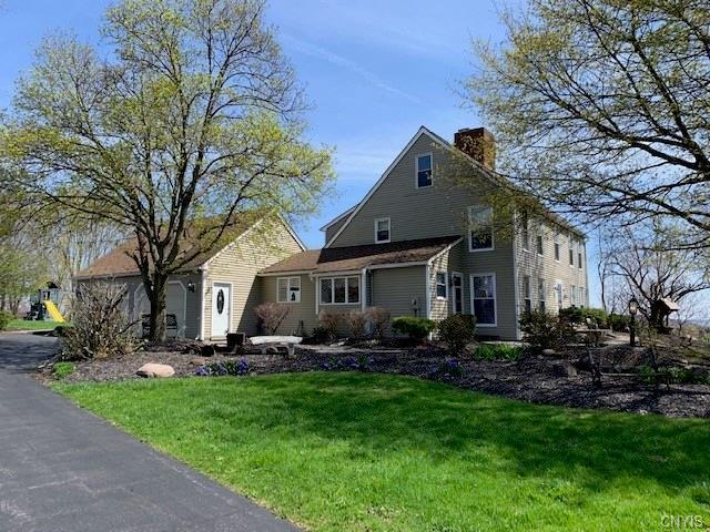215 Chamberlin Road, Elbridge, NY 13080 (MLS #S1197761) :: The Glenn Advantage Team at Howard Hanna Real Estate Services