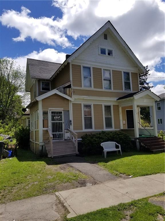 207 Kellogg Street, Syracuse, NY 13204 (MLS #S1198378) :: Updegraff Group