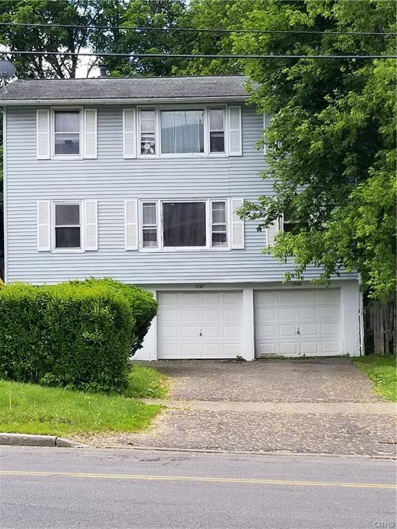 1707 W Onondaga Street, Syracuse, NY 13204 (MLS #S1200915) :: Updegraff Group