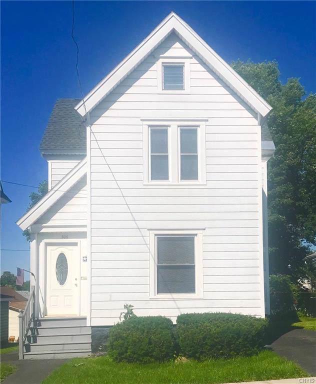 306 Hayden Avenue, Syracuse, NY 13204 (MLS #S1201561) :: Thousand Islands Realty
