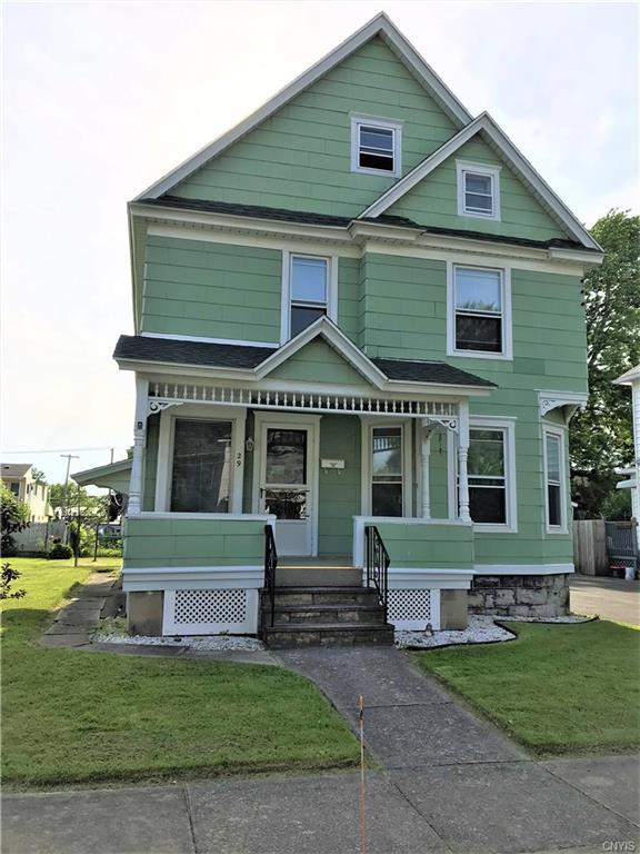 29 Van Patten Street, Auburn, NY 13021 (MLS #S1201837) :: Robert PiazzaPalotto Sold Team
