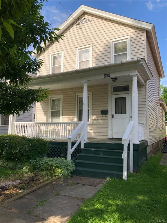 260 W 3rd Street, Oswego-City, NY 13126 (MLS #S1202232) :: BridgeView Real Estate Services
