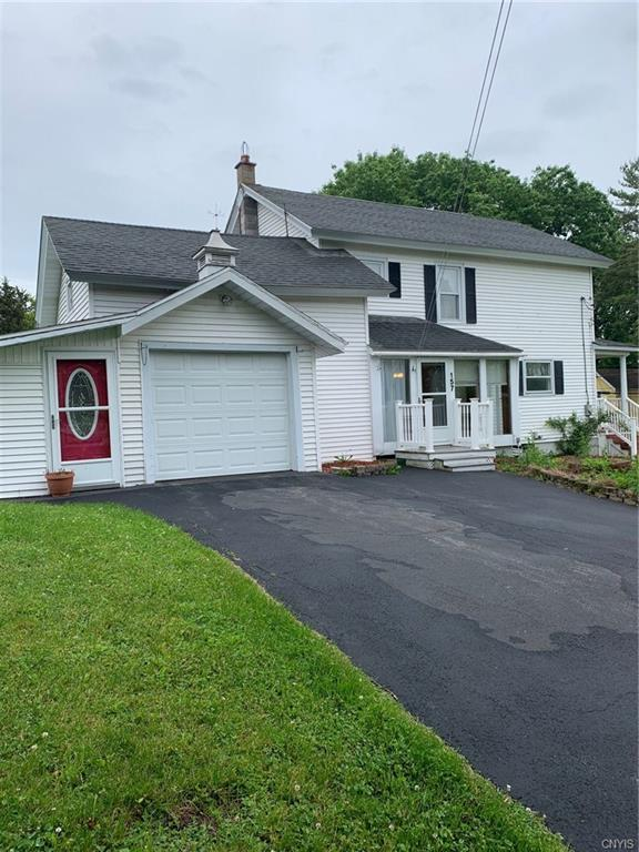 157 Main Road, Herkimer, NY 13350 (MLS #S1202991) :: Updegraff Group