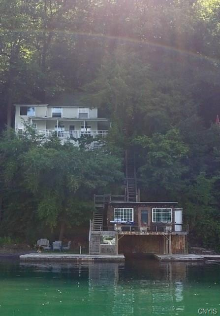 39 Spafford Landing Road, Spafford, NY 13077 (MLS #S1203353) :: Thousand Islands Realty