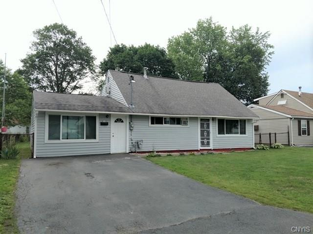 419 Van Dyke Road, Utica, NY 13502 (MLS #S1205269) :: The Rich McCarron Team