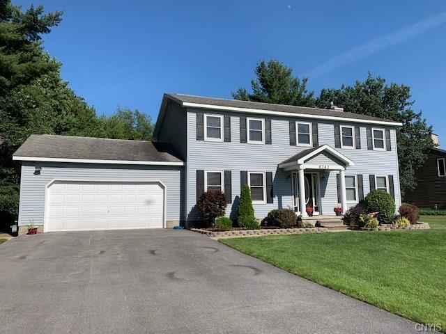 6342 Hidden Meadow Drive, Marcy, NY 13403 (MLS #S1209111) :: The Rich McCarron Team